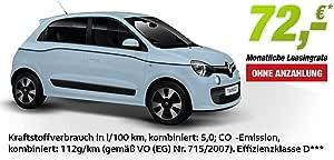 Reservierung Renault Twingo Limited In Pastell Blau Inkl Kostenloser Anreise Übernachtung Auto