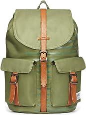 KAUKKO Multifunktionale Wandern Reise Rucksack Laptop Schulranzen Rucksäcke (up to 15.6 inches)
