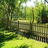 Steccato Eco Legno PINO IMPREGNATO cm 180 x 100 altezza