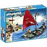Playmobil - 5948 - Segelschiff mit Soldaten und Kanone