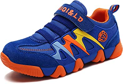 Ragazzo Ragazza Scarpe da Ginnastica Running Sportive Basse Bambini Respirabile Scarpe Tennis Sneakers all'aperto Unisex-bambin