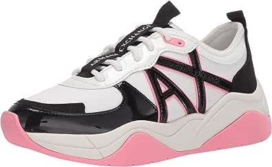 ARMANI EXCHANGE Chunky Sneakers, Scarpe da Ginnastica Basse Donna
