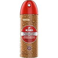 KIWI Imperméabilisant Pluie et taches, Spray imperméabilisant en aérosol, protège vos chaussures, sacs, manteaux, etc…