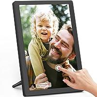 Digitaler Bilderrahmen, 20,32cm(8 Zoll), MARVUE WLAN Elektronischer Bilderrahmen, HD IPS Touchscreen, Familie/Freunde…