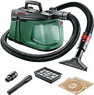 Bosch EasyVac 3 Handstofzuiger, 700 watt, 3 liter stofopvangcapaciteit, in doos