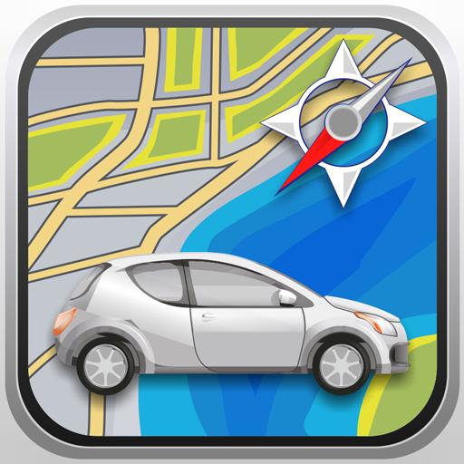 Navegador de coche Orlando, EE.UU. - CNM