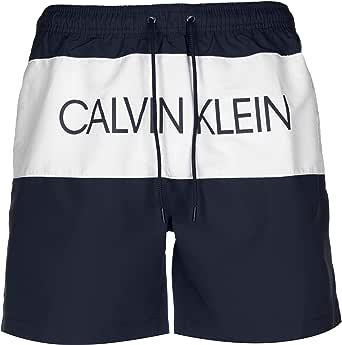 Calvin Klein Men's Medium Drawstring Trunks
