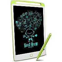 Richgv® Tablette d'écriture LCD,10 Pouces Électronique LCD Tablette numérique avec Verrouillage de la mémoire Écriture…