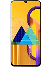 Samsung Galaxy M30s (Pearl White, 6GB RAM, Super AMOLED Display, 128GB Storage, 6000mAH Battery)