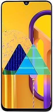 Samsung Galaxy M30s (White, 4GB RAM, 64GB Storage)