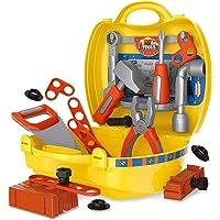 FunBlast Tool Set Toys for Kids, (Set of 25 Pcs) Pretend PlaySet, Role Play Engineer Workshop Tool Kit
