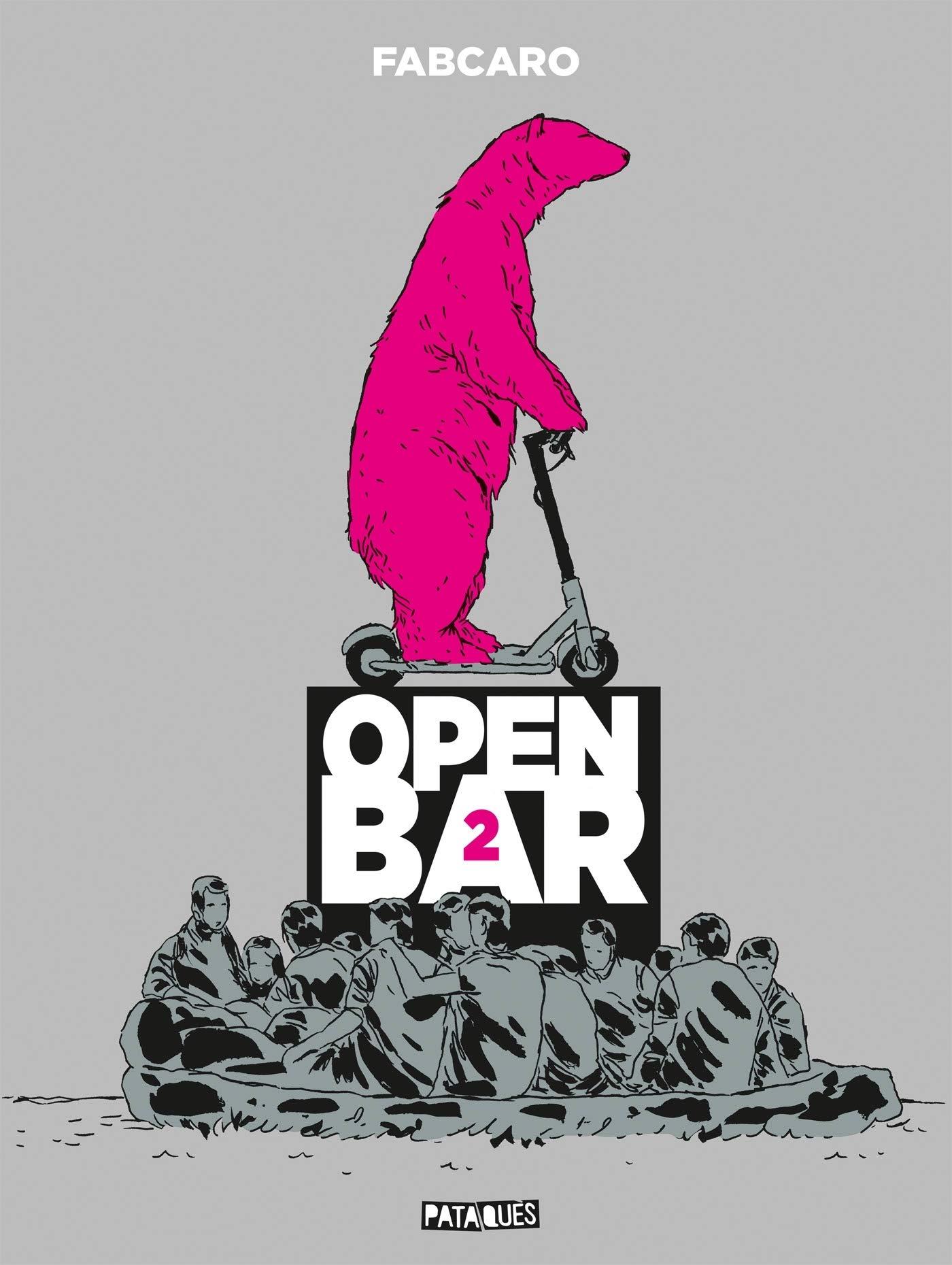 Open Bar - 2e Tournée par Fabcaro