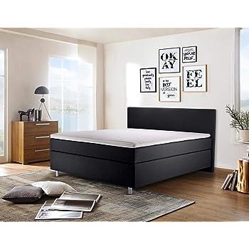150KG H3//H4//H5 Generic ✅ Hercules-Bett ✅ Die stabilere Alternative Zum Boxspringbett Metallfrei Hotelbett Long Life 140x200