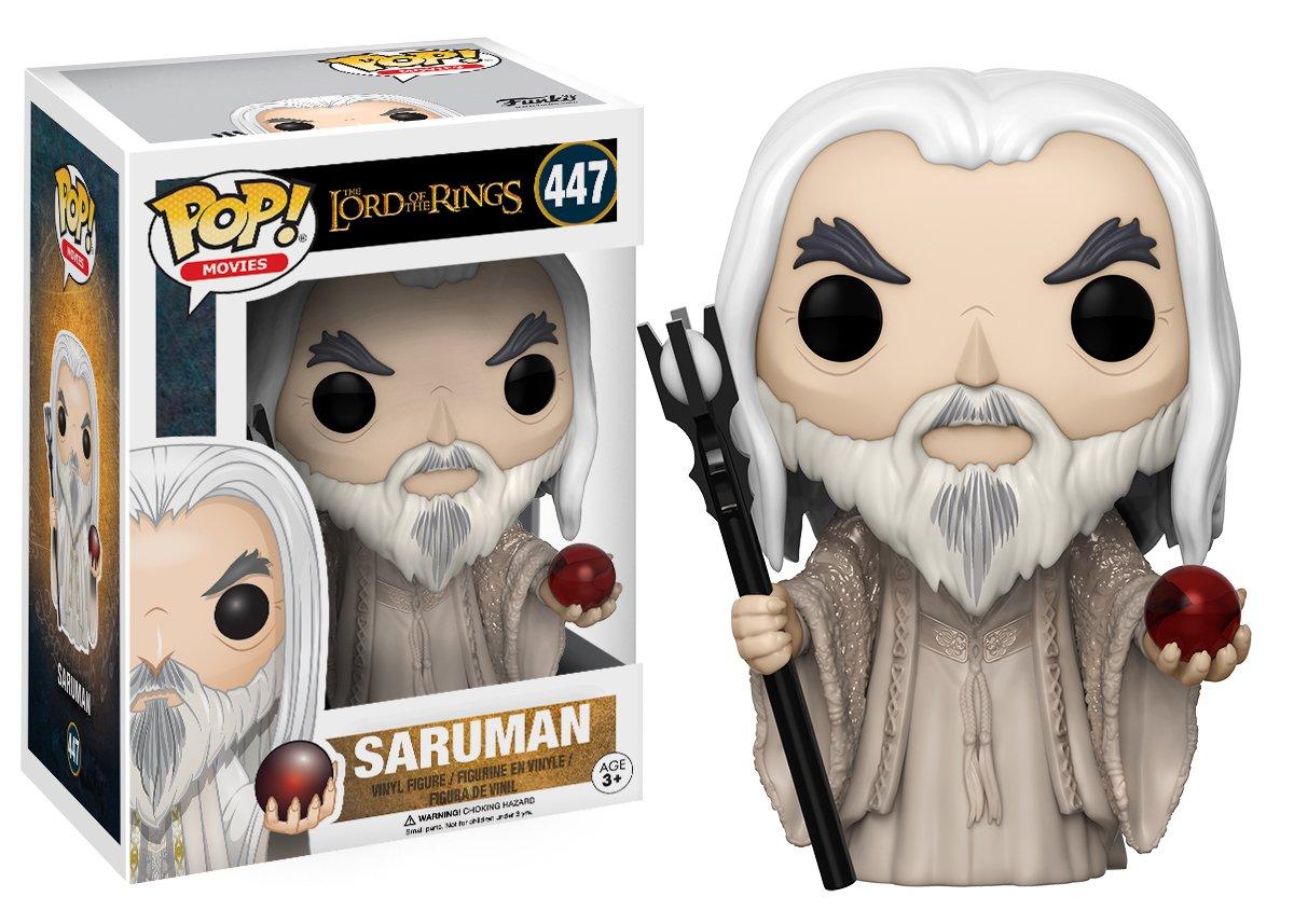 Funko Pop Saruman (El Señor de los Anillos 447) Funko Pop El Señor de los Anillos & El Hobbit
