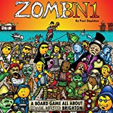 ZomBN1: A Board Game All About Zombie Infested Brighton (2nd edition)