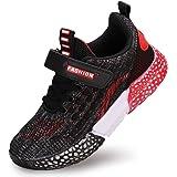 حذاء UOVO للفتيات للجري أحذية رياضية للأطفال الصغار أحذية تنس أنيقة خفيفة الوزن أحذية رياضية شبكية المشي أحذية رياضية المدرسة