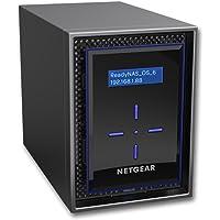 Netgear RN422E2-100NES ReadyNAS (2 x 2 TB Enterprise HDD Desktop 2-Bay Network Attached Storage)
