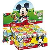"""Lote de 20 Divertidos Pomperos de Jabón Infantiles""""Mickey Mouse Disney"""". Regalos y Recuerdos Originales. Juegos y Juguetes. D"""