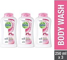 Dettol SkinCare Anti-Bacterial Body Wash 250ml (Pack of 3)