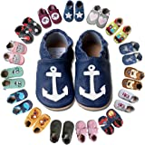HOBEA-Germany Baby Shoes Boys, Children Slippers Boys, Leather Shoes