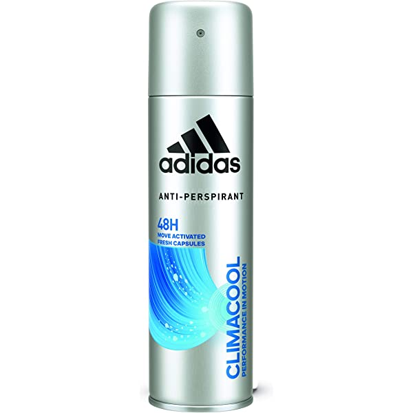 Adidas Déodorant Anti transpirant pour Homme Climacool
