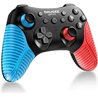 Wireless Switch Pro Controller for Nintendo Switch& Switch Lite, Daugee Controller Gamepad for Nintendon Switch Console…