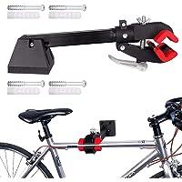 Support de réparation mural pliable pour vélo de route et support de rangement pour garage à la maison, pour l'entretien…