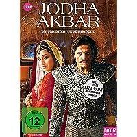 Jodha Akbar - Die Prinzessin und der Mogul (Box 12, Folge 155-168) [3 DVDs]