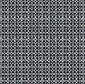 Klebefolie - Möbelfolie Andy schwarz geometrisch Dekorfolie 45 cm x 200 cm Selbstklebende Folie mit modernen GEO Dekor - Selbstklebefolie