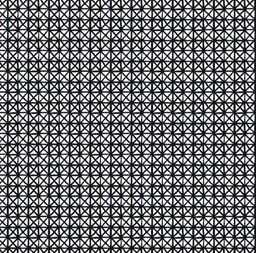 Klebefolie Möbelfolie Andy schwarz geometrisch Dekorfolie 45 cm x 200 cm Selbstklebefolie