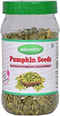 Anivarya Premium Pumpkin Seeds 250 gm (High in Protein,Premium & Superfood)