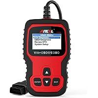 ANCEL VD500 OBD2 Diagnosegerät Fehler Motorkontrollleuchte Auslesen EPB ABS SRS OBD Öl TPS Zurücksetzen Reset Tool in…
