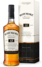 Bowmore Islay Single Malt Scotch Whisky 12 Jahre (1 x 0.7 l)