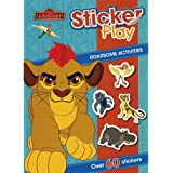 Disney The Lion Guard Sticker Play Roarsome Activities: Over 60 Stickers