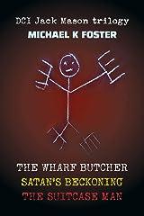 The Jack Mason Crime Thriller Series: Books 1-3: The Jack Mason Series Box Set Kindle Edition