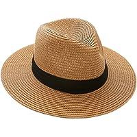 JLTPH Cappello Panama Stetson Cappello Paglia Panama Cappelli di Paglia Cappello di Paglia