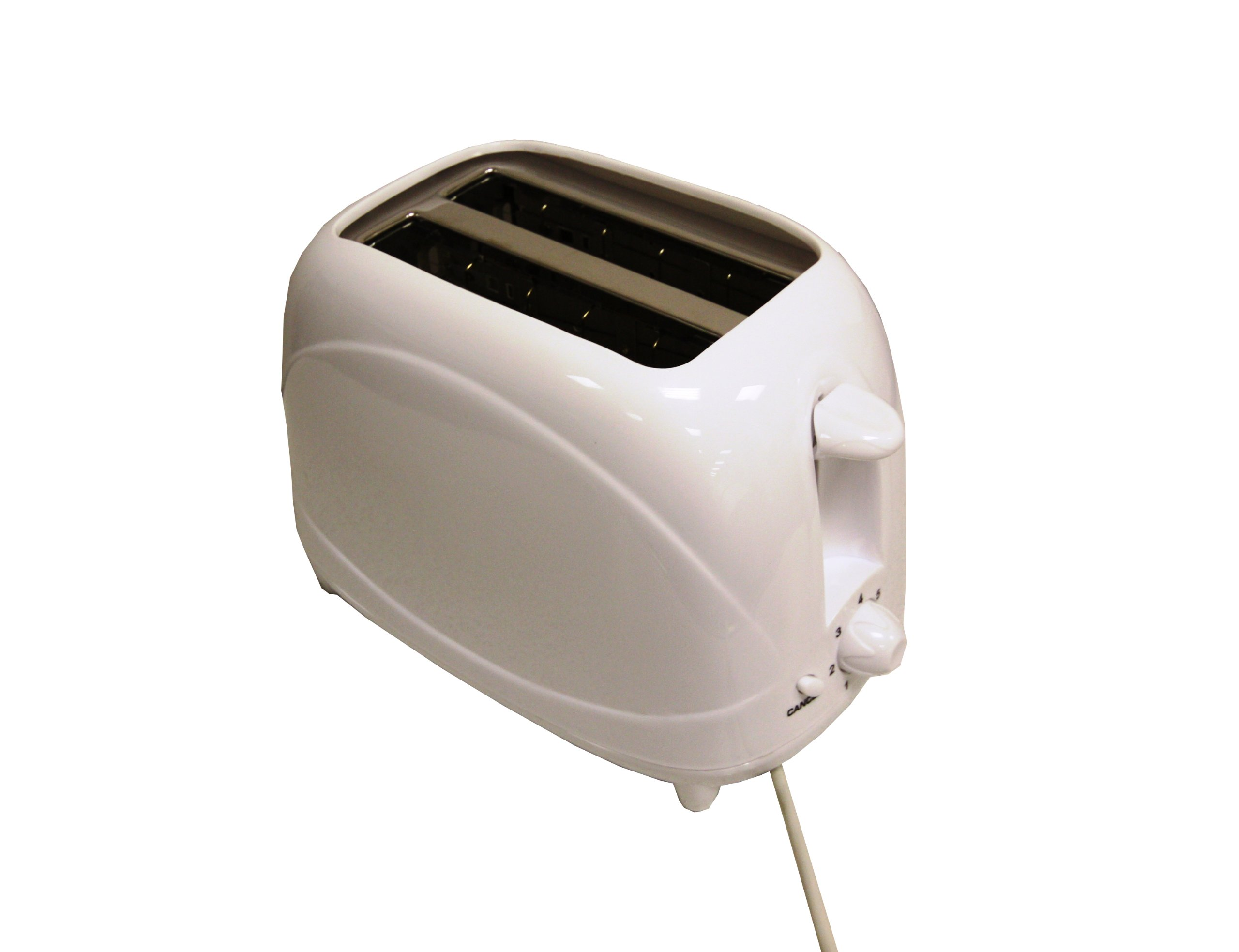 SunnCamp Low Watt Toaster - White