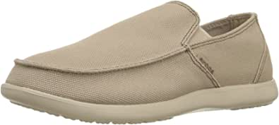 Crocs Santa CRZ Clean Ct Loafer, Mocassini Uomo