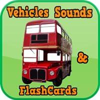 Vehicles - Smart FlashCards