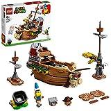 LEGO Super Mario Il Veliero Volante di Bowser - Pack di Espansione, Mattoncini Costruzioni per Bambini, Dirigibile Giocattolo