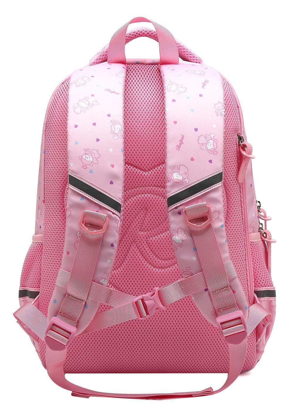 71iYKv94dXL - SellerFun UKXB106 - Mochila Infantil Niños, 22 L Style B Pink (Rosa) - UKXB426E1