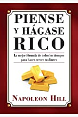 Piense y Hágase Rico (Think and Grow Rich Series) (Spanish Edition) Formato Kindle