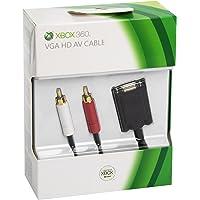 Câble VGA AV pour Xbox 360