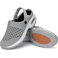 Mishansha Sabots Femmes Respirant Antidérapant Chaussures de Jardin Mules, GR.36-42 EU