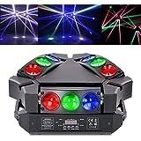 LED bar licht 9X3W RGB LED Moving Beam koplamp KTV DJ Disco Lighting
