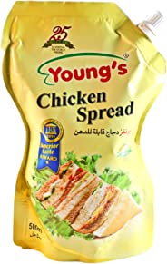 Young's Chicken Spread Pouch, 500 ml
