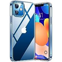 TORRAS Diamond Series für iPhone 12/iPhone 12 Pro Hülle Vergilbungsfrei (Extrem Transparent) Unzerstörbare…