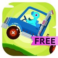 Dinosaur Truck - Monster Truck Driving & Simulator Games For Kids Free