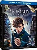 Les Animaux fantastiques - Combo - Le monde des Sorciers de J.K. Rowling