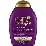 OGX Thick & Full Biotin & kolagenowy szampon, 1 opakowanie (1 x 385 ml)